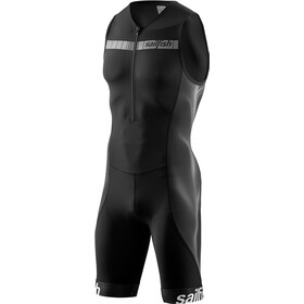 sailfish Comp Triathlon-puku Miehet, black/grey